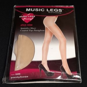 New Queen plus size stockings